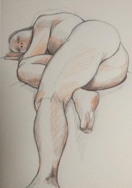 Julie, 31st Oct 18. 50 mins sketch