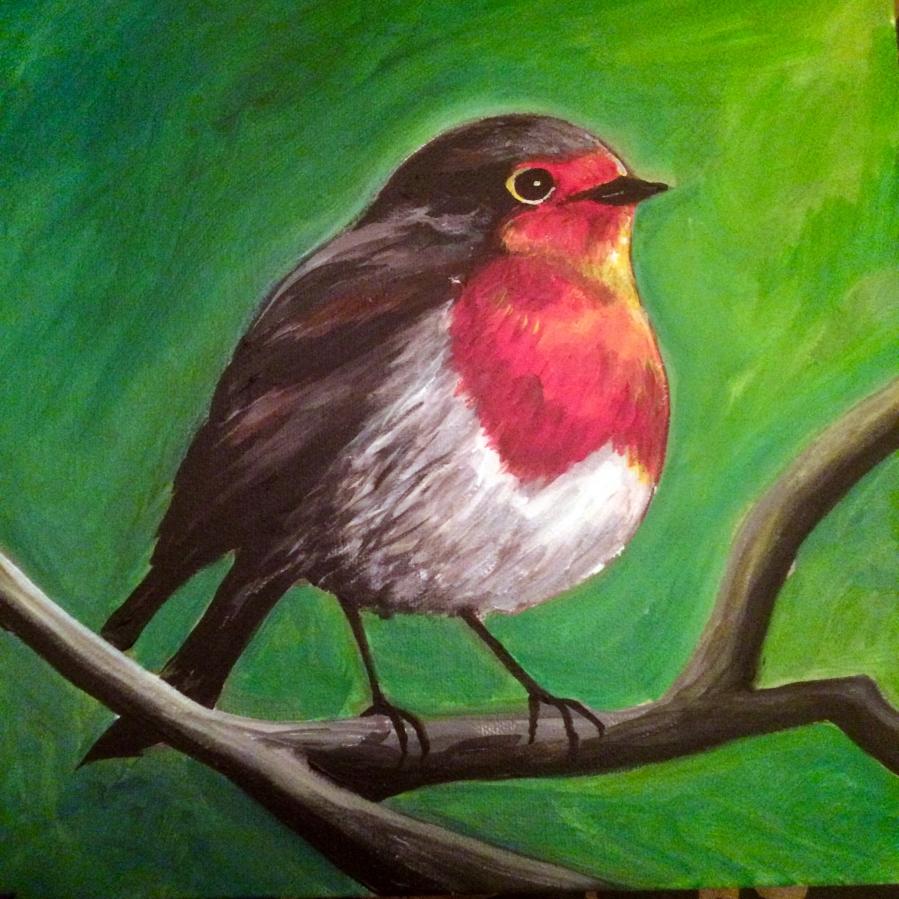 Wollaton Robin